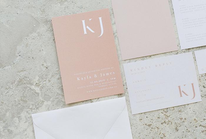 wax seal invitations