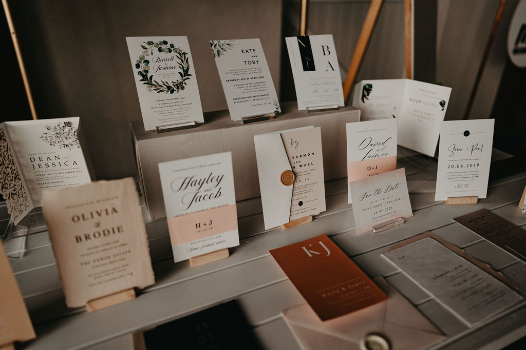 Wedding invitation aesthetics tips