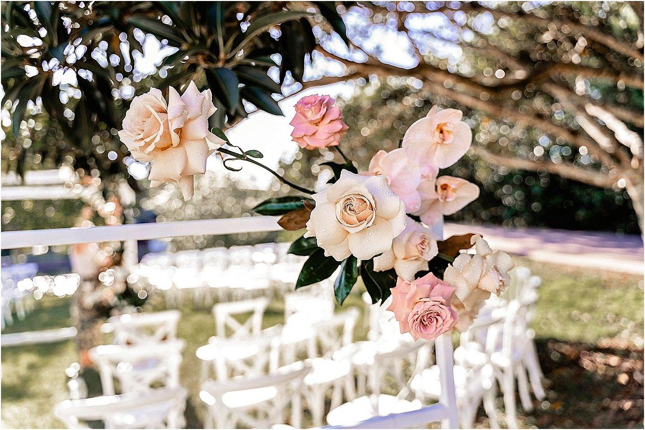 florals wedding