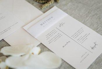 blush menu